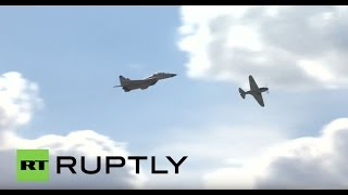 Russia: New MiG-35 fighter-jet swoops and soars over MAKS-2015