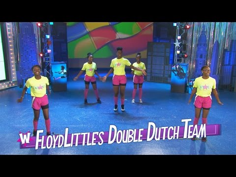 Wonderama | FloydLittles Double Dutch Team