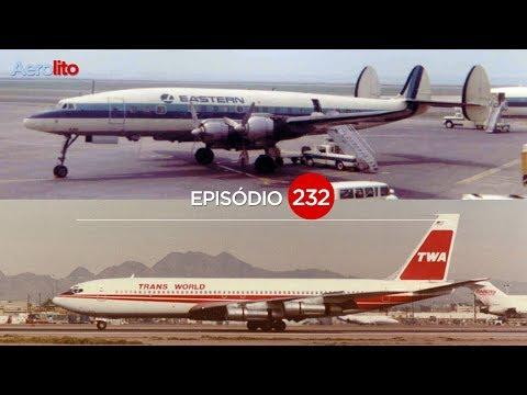 CONSTELLATION VS BOEING 707 EM 1965 EP #232