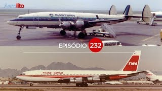 CONSTELLATION VS BOEING 707 EM 1965 EP #232