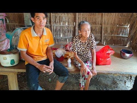 Bà Cụ Gầy Trơ Xương Nghẹn Ngào Khi Nhận Số Tiền Lớn Và đón Chờ Căn Nhà Mới