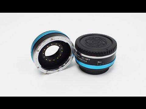 Fotodiox Lens Adapters - Vizelex ND Filter & Iris Control