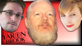 Assange, Snowden and Manning -- Heroes or Villains?