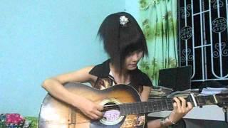 Tuổi Hồng Thơ Ngây - Tuờng Vi [Guitar Cover]