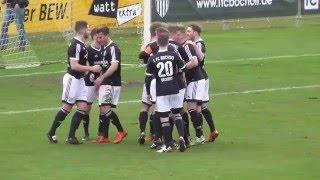 24. Spieltag: 1. FC Bocholt - 1. FC Mönchengladbach 4:1 (2:0)