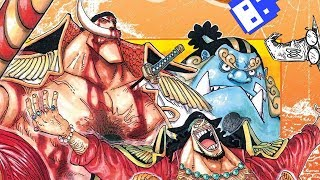 The Nen Show Cast - One Piece Part 14: Paramount War 3/3 [Marineford] (Chapters 550-597)