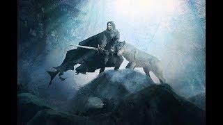 Джон Сноу. Белый волк