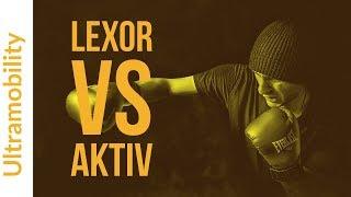 2018 Pleasureway Lexor FL versus Hymer Aktiv 1.0   Head to Head Comparison of Two Great Camper Vans