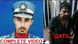 Traffic Warden Rawalpindi Killed (Martyred) - 2018  [Complete Video]