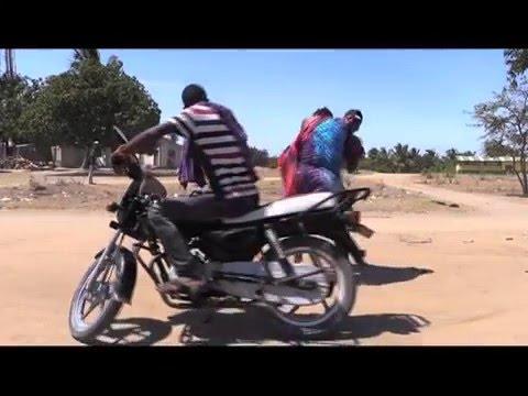 Kelele za pikipiki na magari Arusha