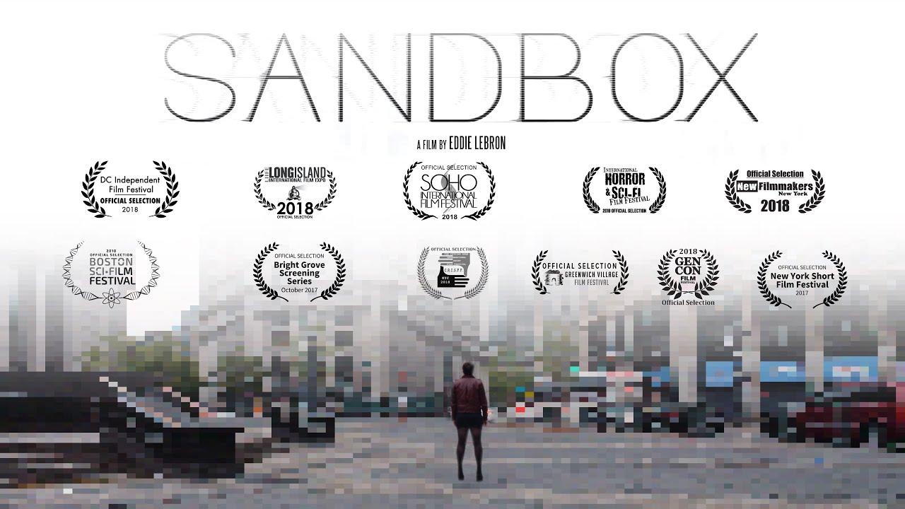"""SandBox"" - Sci-Fi Short Film"