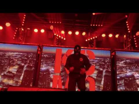 1  Stamina, Einstein Tech N9ne, Godspeed & Riotmaker  Tech N9ne  in Raleigh, NC  050817