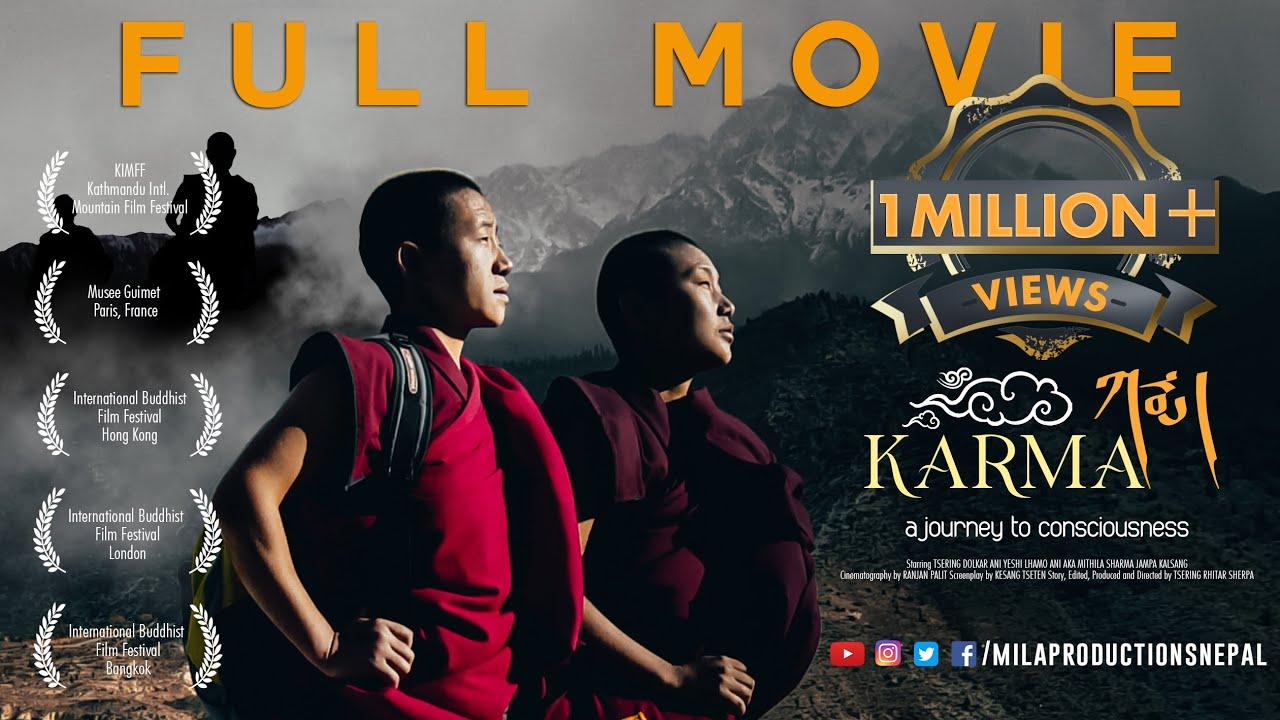 Download Karma    Full Nepali Movie    Tsering Dolkar, Mithila Sharma, Jampa Kalsang