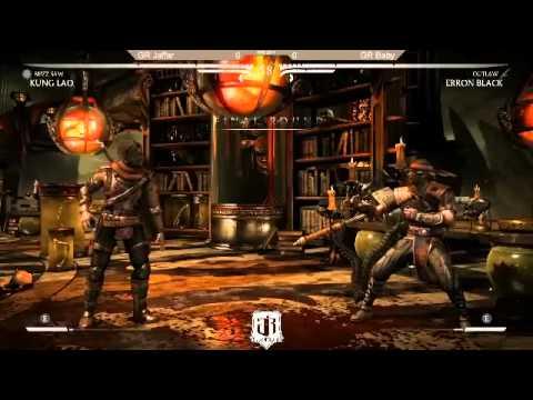 GR Babyfox (Erron Black Outlaw) vs GR Jaffar (Kunglao Buzzsaw)
