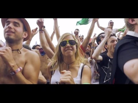 Neophyte Records - Bigger Than Ever Hostile Take Over (Defqon.1 Festival, NL) Aftermovie