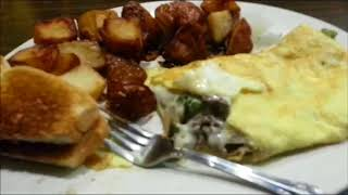 Breakfeast review at the White House Diner (Forty-Fort)