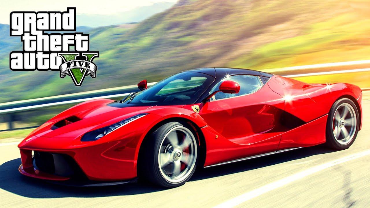 Gta Top Supercar Mods Gta V Mods Download Youtube