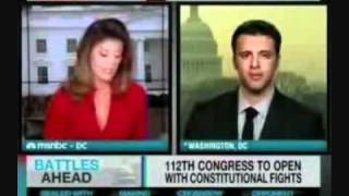 "Liberal Pundit: U.S. Constitution ""is Confusing"" because it is Over 100 Years Old"