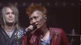 YOHIO Gackt サクラ 散ル Sakura Chiru Live Break The Border Tour Final Annexet Stockholm