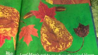 Mrs. Q. Reads Leaf Man