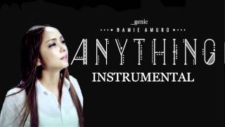 Namie Amuro -「Anything」【INSTRUMENTAL】カラオケバージョンです