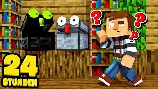 24 STUNDEN ALS KISTEN LEBEN! - Minecraft [Deutsch/HD]