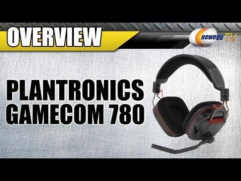 Plantronics GameCom 780 Headset Overview - Newegg TV