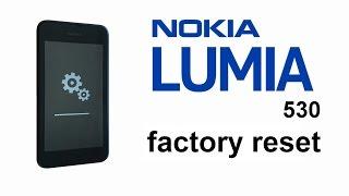 Nokia Lumia 530 - Hard Reset, Password, Screen Lock, Factory Reset