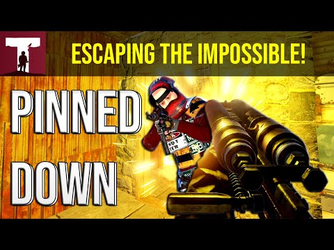 ESCAPING THE IMPOSSIBLE! (Rust Solo) thumbnail