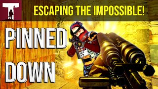 ESCAPING THE IMPOSSIBLE! (Rust Solo)