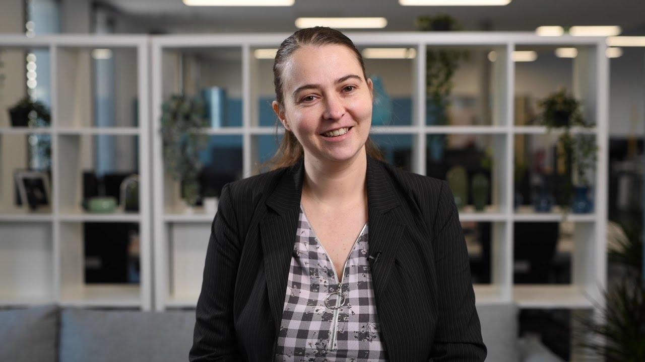 Interview de Christelle, Directrice métier IT