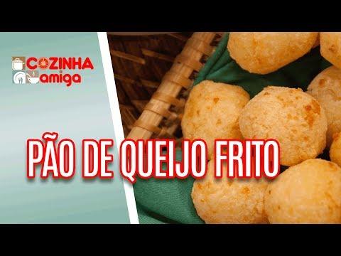 Pão De Queijo Frito E Geleia De Goiaba - Gabriel Barone | Cozinha Amiga (15/05/18)