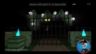 Roblox Luigi's Mansion Boo Hunt