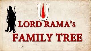 Lord Rama's Family Tree   Genealogy of Surya Vansh   Ramayana