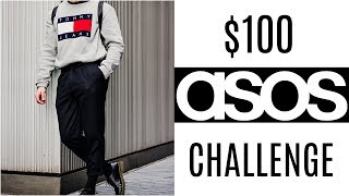 $100 ASOS Outfit Challenge | Men's Fashion 2018 | Daniel Simmons