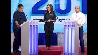 Tapatang Cong. Gary Alejano at Jiggy Manicad | #Debate2019