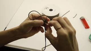 【最新超強企劃--DIY手工教學影片】-鑰匙圈