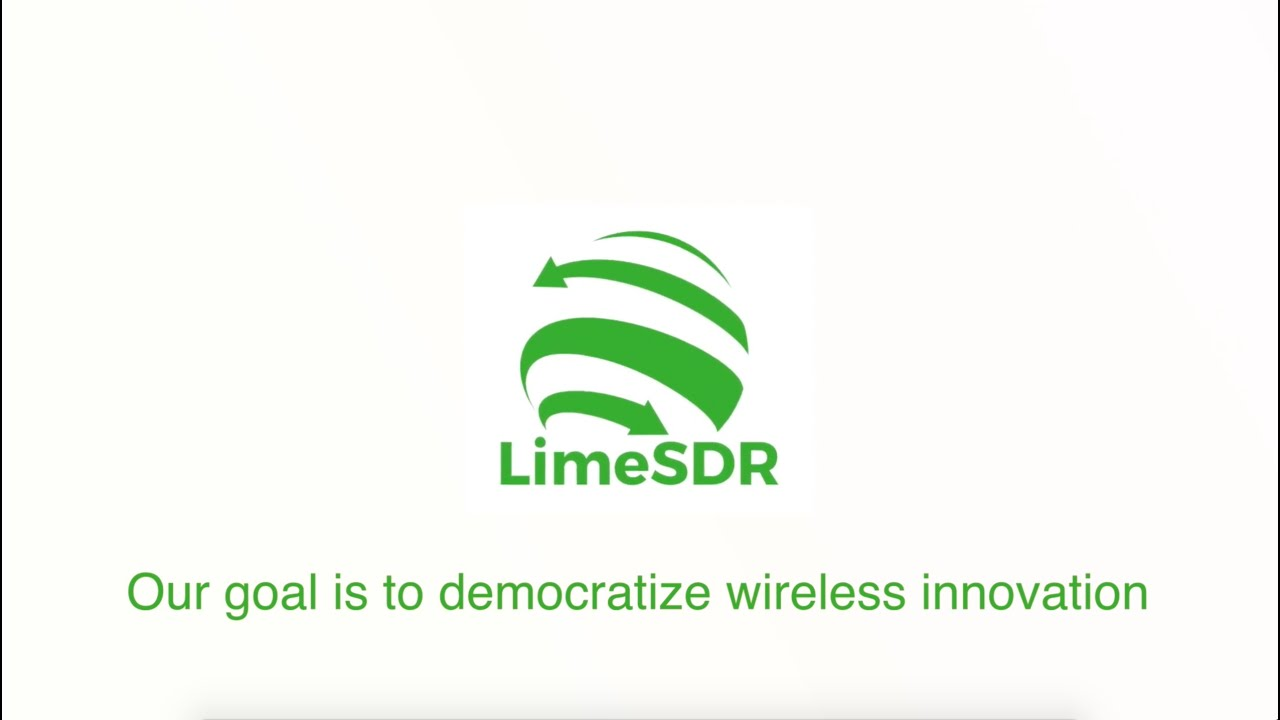 LimeSDR Open Source Hardware Software Defined Radio Goes for $199