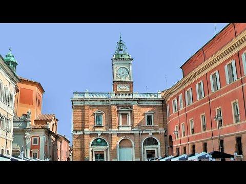 Ravenna, Emilia-Romagna, Italy [HD] (videoturysta)