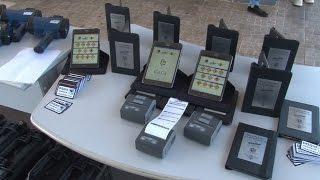 Batalhão Rodoviário recebe novos radares e tablets para reforçar a fiscalização