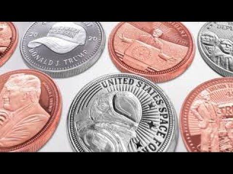 Disme Coins (Trump collectibles)