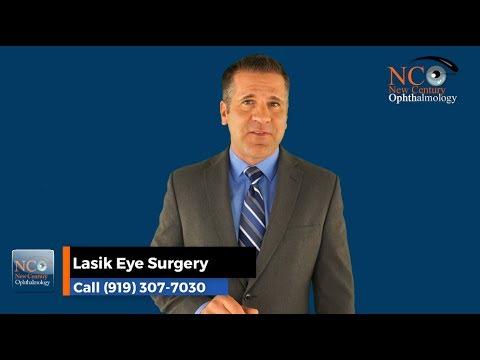 Lasik Eye Surgery Raleigh NC - New Century Ophthalmology