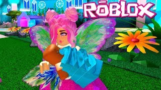 Roblox: Avi Editor! Fate & sirene Winx High School ~ Fairy animale