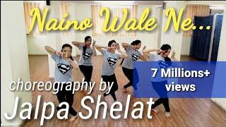 Nainowale NE/choreographed by Jalpa Shelat /Padmavat/