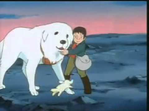 Belle e sebastien sigla iniziale cartone animato youtube