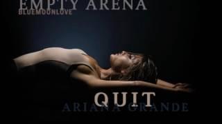 Cashmere Cat - Quit (ft. Ariana Gra...