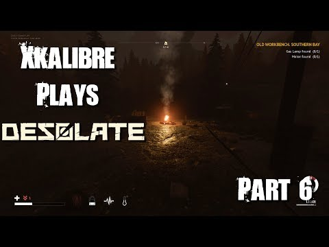 Desolate Let's Play Part 6 - Lighthouse Family - Walkthrough With Commentary