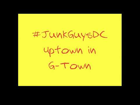 JunkGuysDC in Georgetown for Commercial Trash Removal Junk & Trash removal service
