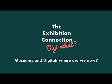 Museums and Digital: where are we now?
