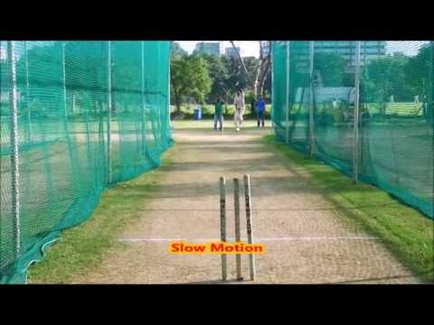 Spin bowling and Swing bowling with Spingball